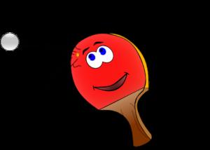 Mini-Meisterschaft im Tischtennis für Kinder bis 12 in Isen
