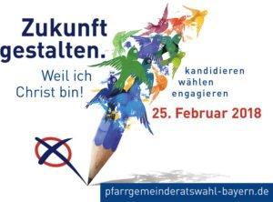 Pfarrgemeinderatswahl Isen – Abgabe spätestens 25.2.2018