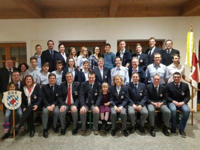 10 Jahres Feier der BRK Isen Einsatzbereitschaft