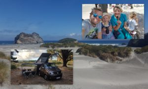 Isener Familie tourt 110 Tage durch Neuseeland
