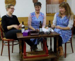 Theaterverein Isen sucht ältere erotische Literatur und Filmcover für neues Stück