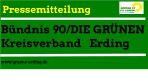 Kritik an der CSU Broschüre durch die Grünen im Landkreis Erding
