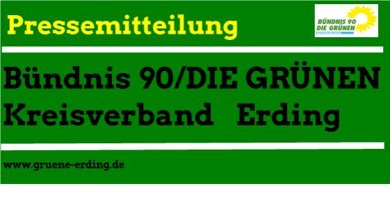 Bünding 90/ Die Grünen Kreistag Erding