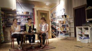 Spritzig, witzig, frivol – super gelungene Premiere des Theater Vereins Isen