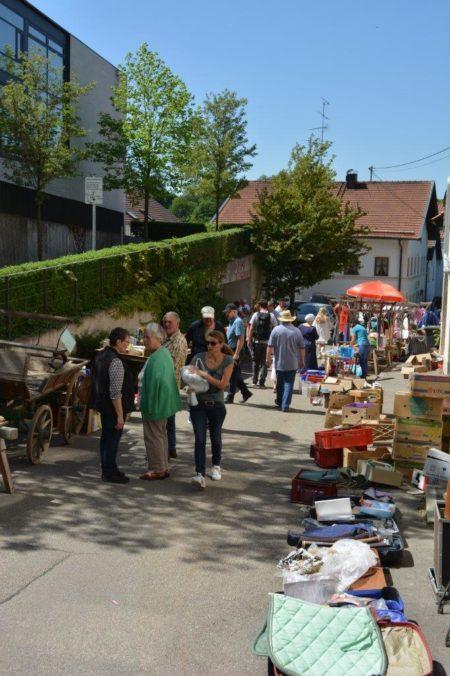 Kreuzmarkt 2018 – viel los in Isen