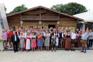 Volksfest Isen: Am Mittwoch geht's los!