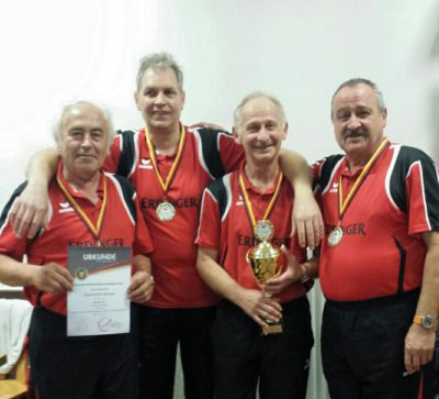 Gerhard Groß , Alexander Bittner , Stiglmeier Heini , Stiglmeier Michael