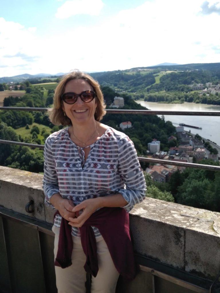Neu gewählte Bezirksrätin für Oberbayern, Maria Grasser aus Isen von den Freien Wählern