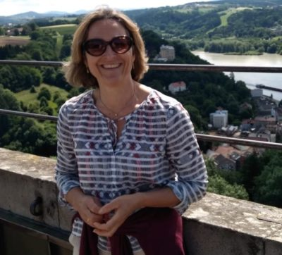 Neue gewählte Bezirksrätin Maria Grasser aus Isen