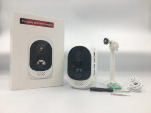 Neue Akku-Kamera Generation vereinfacht Installation von Videoüberwachung