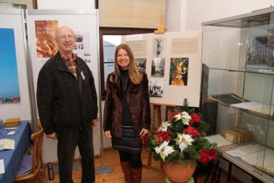 Autorin Petra Lange zu Gast in Isen