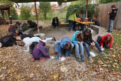 OVV Jugendgruppe: Besuch bei Mammut und Raubritter