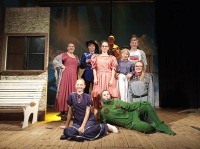 Theaterverein Isen - Rettet Rumpelstilzchen