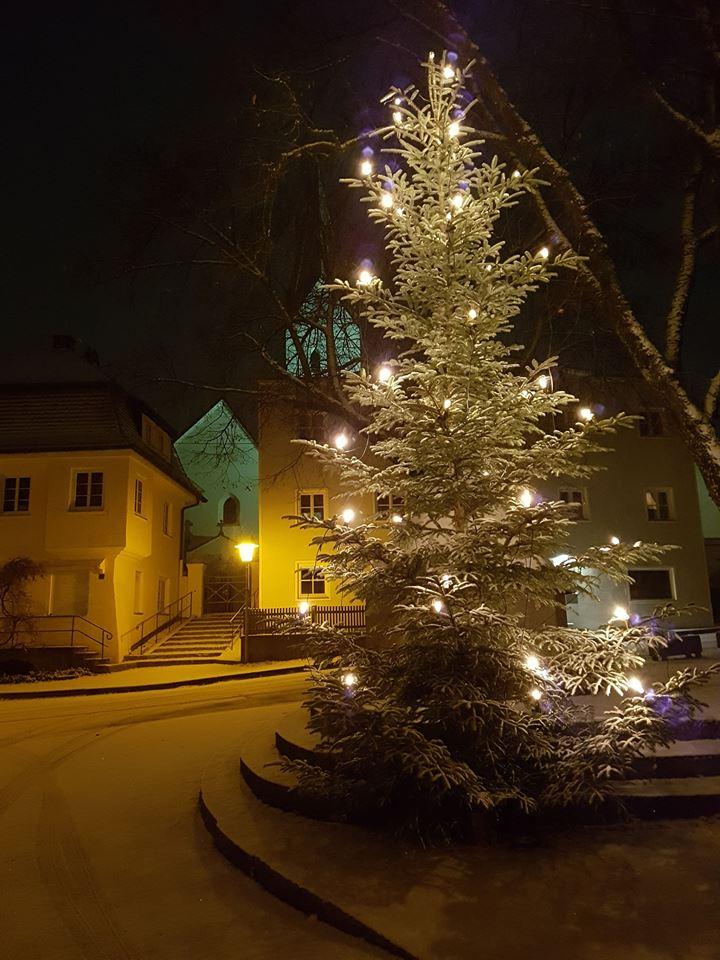 Weihnachten Isen