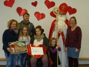 Kindergarten & Hort St. Zeno: 1.255 Euro fürs Kinderhospiz