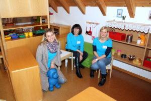 """Gemeindekindergarten Mittbach: """"Das Kind steht im Mittelpunkt"""""""
