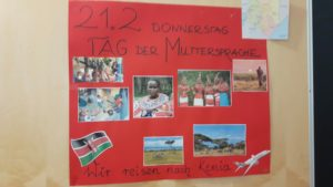 Internationaler Tag der Muttersprache im Kinderhaus Isen