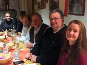 Vroni Kellner: Zuwachs im Isener Faschingskomitee