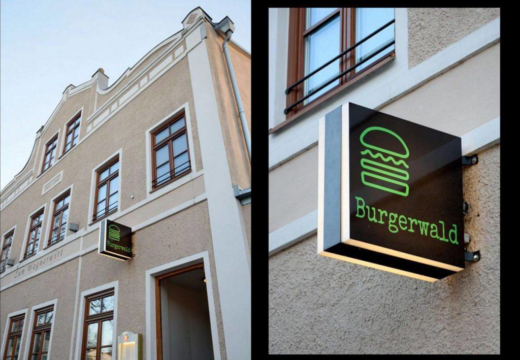 Neuer Burger-Restaurant in Isen - Burgerwald.