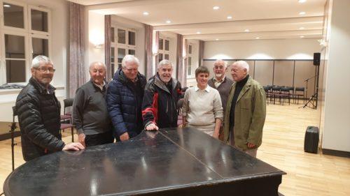 Gedenkkonzert zu Ehren des 80. Geburtstag von Werner Rottler