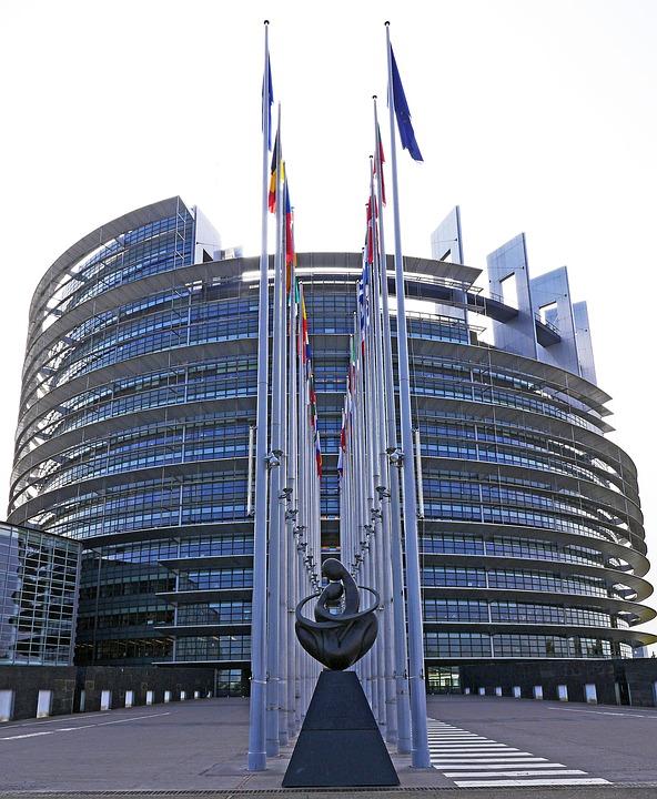 Europa-Parlament Quelle Pixabay