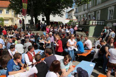 Isener Kreuzmarkt 2019 und DKMS-Aktion der KLJB in Bildern