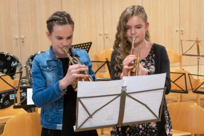 Jugendkonzert: Stürmischer Applaus und Zugabe