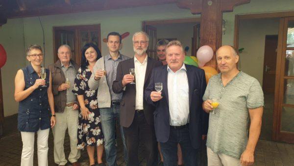 Schachclub Isental e.V. feiert Gründungsfest