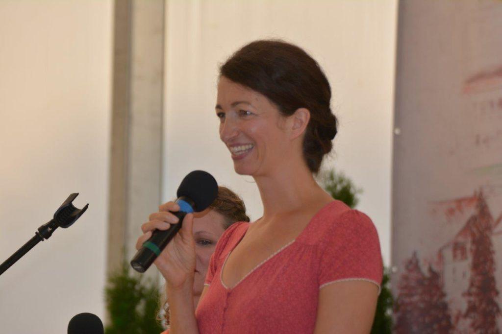 Eva Haslbeck - Isener Grünen Sprecherin