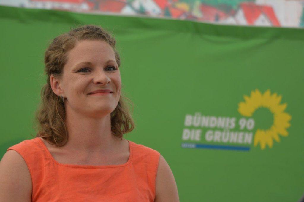 Lena Geiger - Ortsverband Grüne Isen