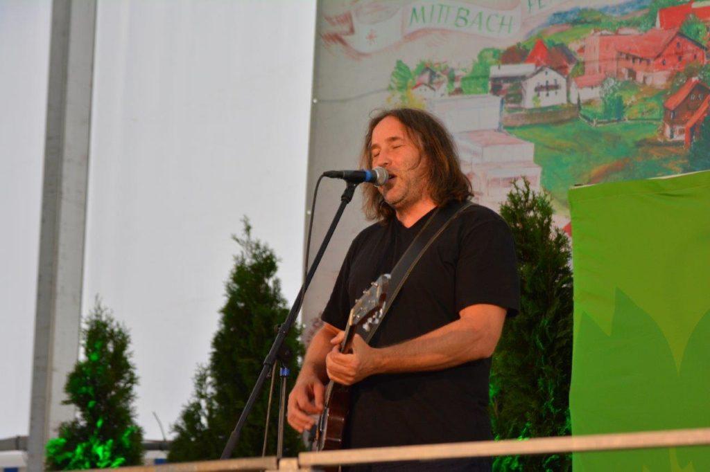 Musiker Roland Hefter
