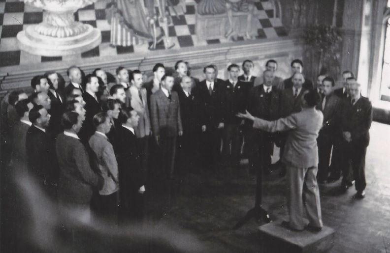 Sängerfest-Wasserburg-1951