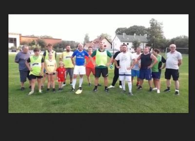 Fußballgauditurnier: Macht alle mit!