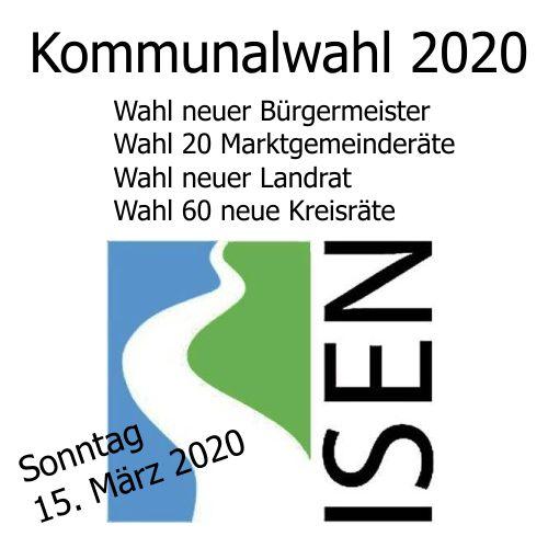 2020-Kommunalwahl-Isen-Bürgermeister-Landrat-Gemeinderat