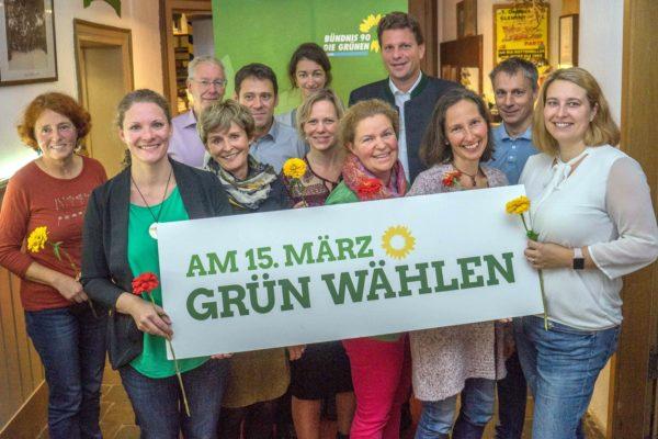 Isener Grüne stellen Liste für die Kommunalwahl auf