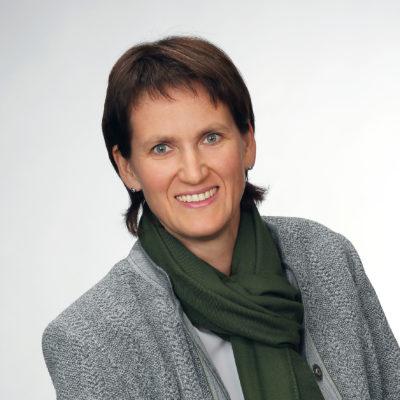 Infos über die Bürgermeisterkandidatin Irmgard Hibler