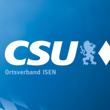 CSU Wahlinfo-Termine für Isen
