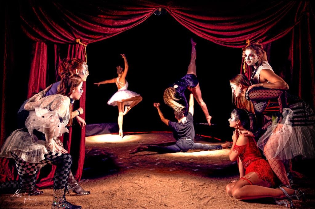 Dance Meets Circus Titelbild Foto Johannes Brunnhuber und Christian Manhart