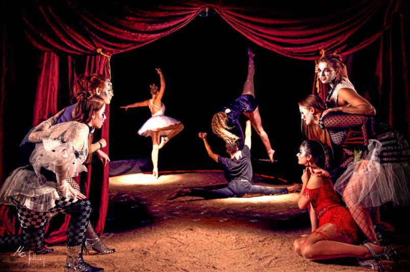 Tanz-Show in Sankt Wolfgang - Dance Meets Circus am 4. und 5. Januar 2020