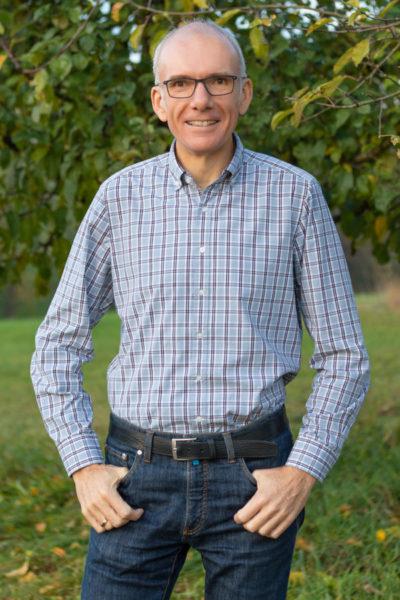 CSU Bürgermeister-Kandidat für Isen Michael Feuerer