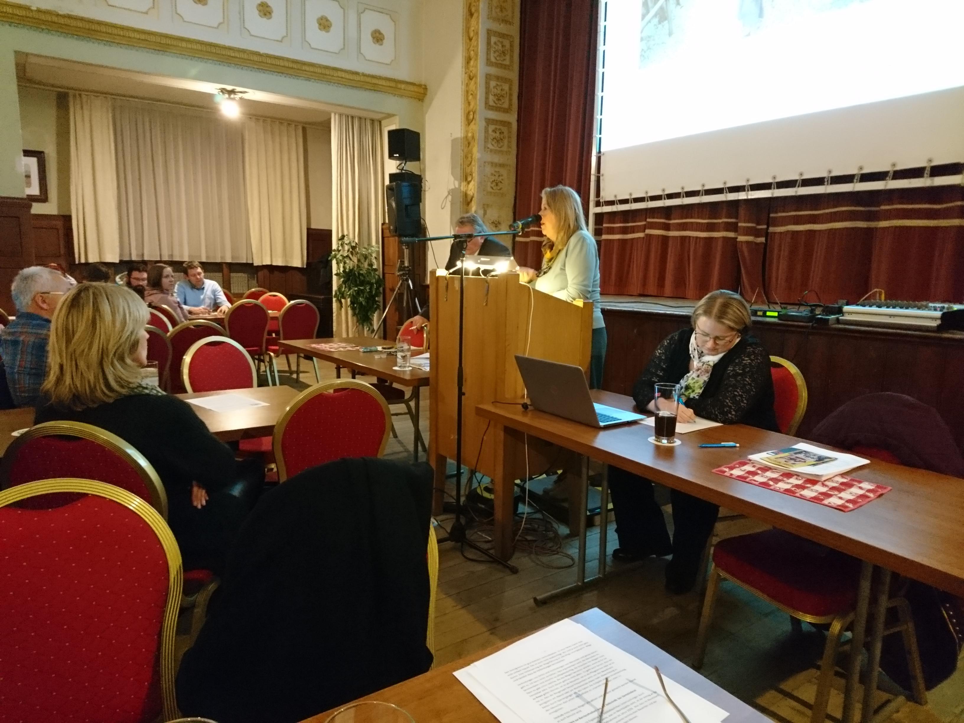 Bürgerversammlung 2019 im Klement Saal