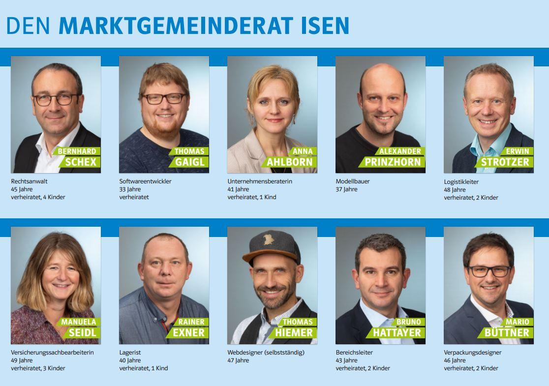 CSU-Flyer-Isen-Kandidaten-Portraits-2