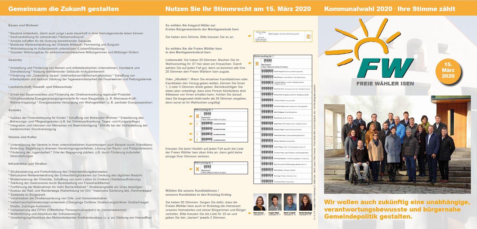 FW-Flyer-Wahl-2020-Rückseite