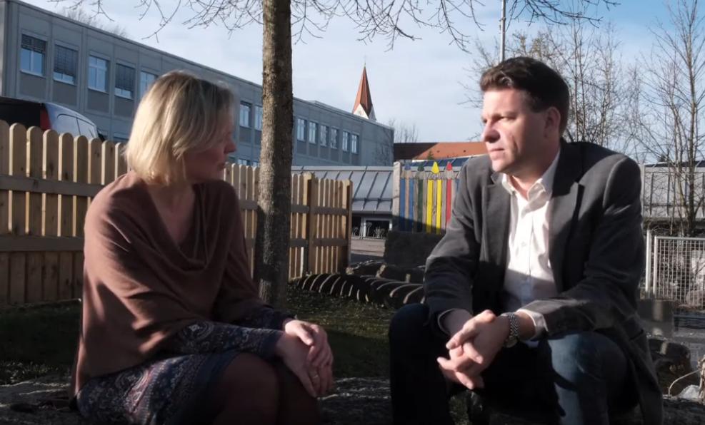 Florian Geiger im Gespräch