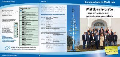 Wahlprogramm der Mittbach-Liste