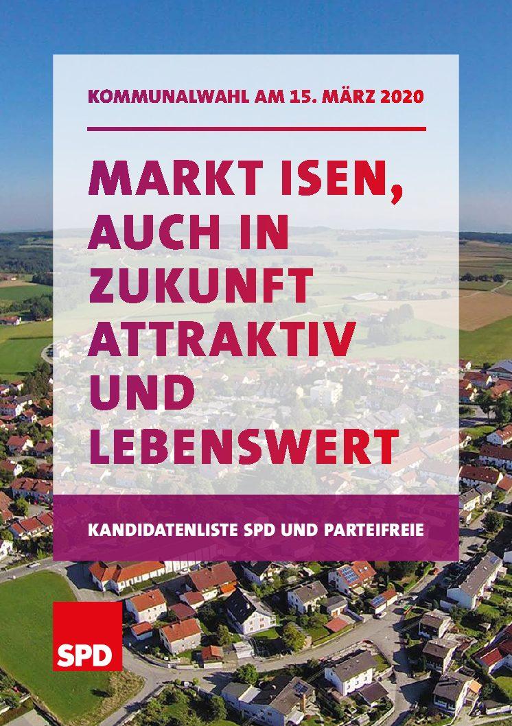 SPD-Kommunalwahl-Isen-2020