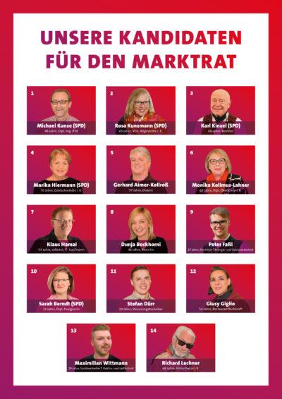Wahlprogramm der SPD Isen