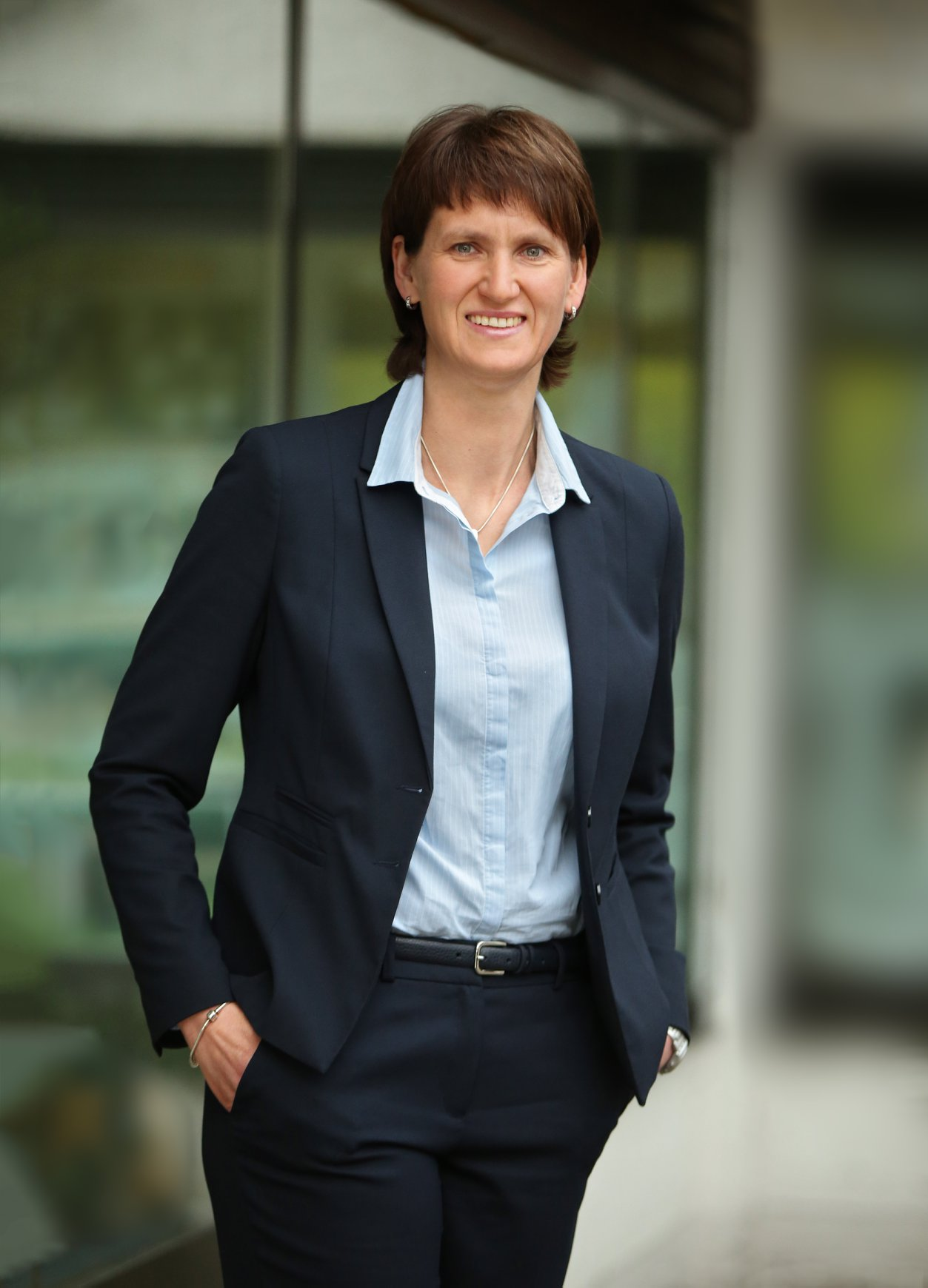 Irmgard Hibler Bürgermeisterkandidatin Isen