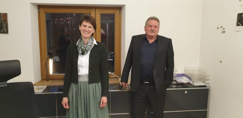 Irmgard Hibler neue Bürgermeisterin für Isen