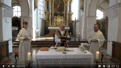 Mai 2020 im Pfarrverband Isen: Wichtige Infos von Pfarrer Kriechbaumer